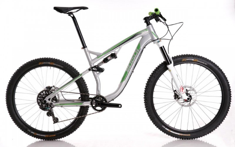 TRAIL sixfifty-b – SRAM XO1
