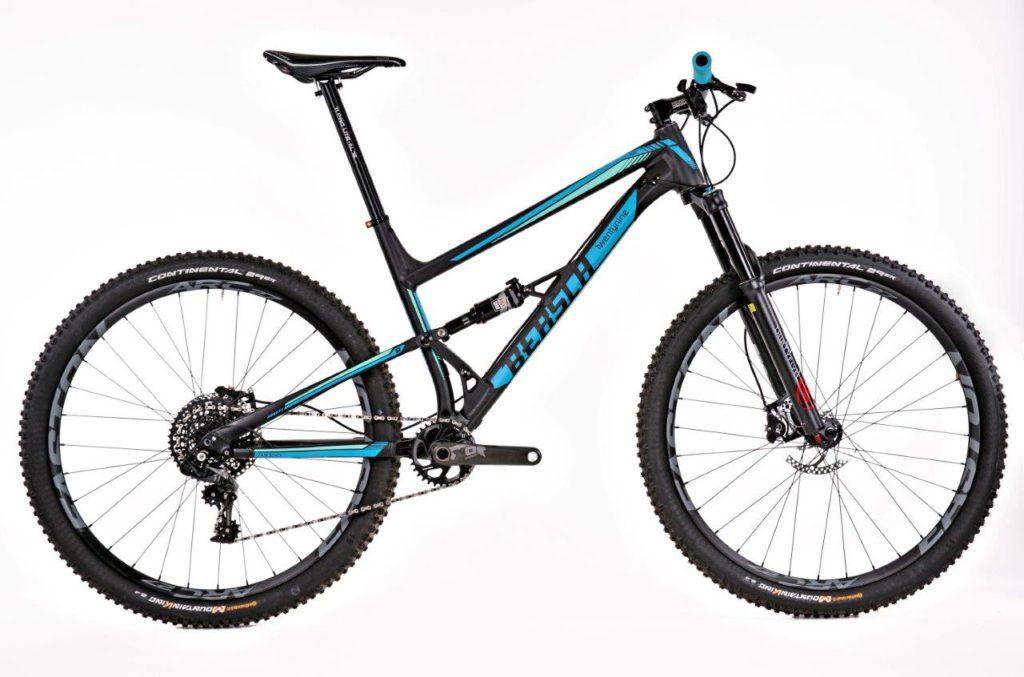 Trail 29 – SRAM XO1