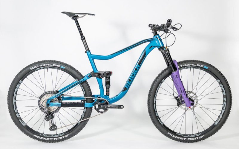 Trail One-Fifty 29er – Shimano XTR