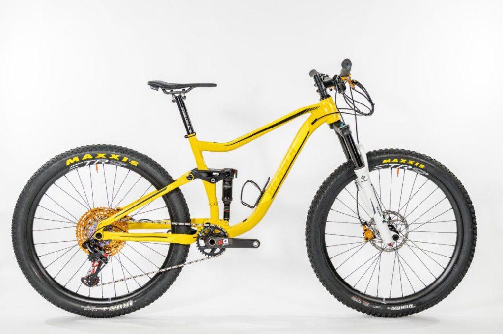 Trail One-Thirty 650B+ – SRAM X01 Eagle