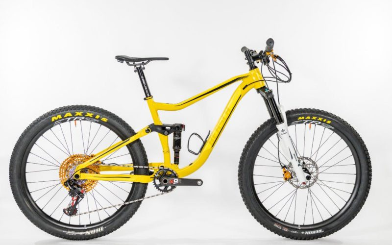 Trail One-Thirty 650B+ – SRAM X01 Eagle