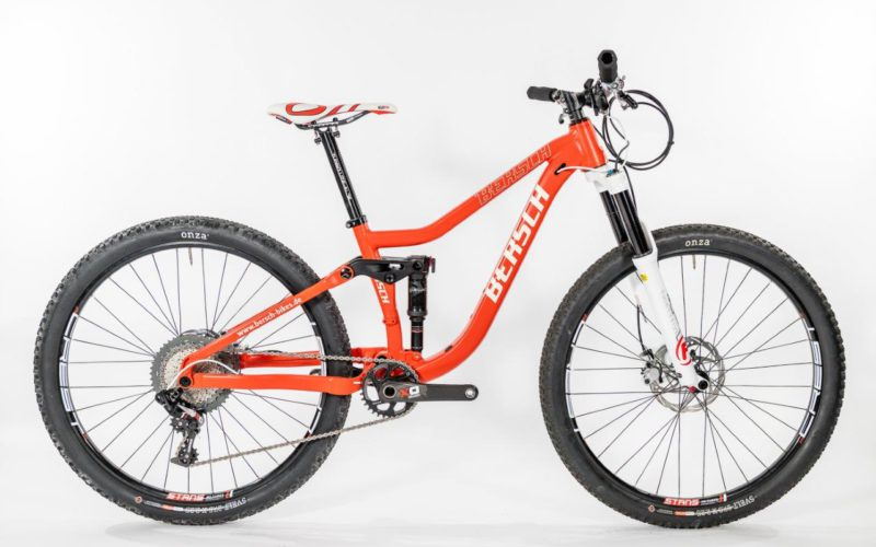 Trail One-Thirty 650B – SRAM X01